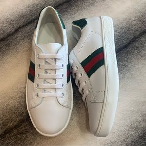 { Gucci } New Ace Sneakers Kids